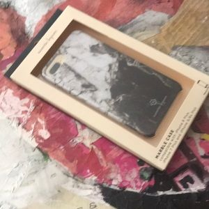 Nanette Lepore Marble IPhone Case